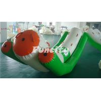 Wholesale OEM Lake PVC Tarpaulin Water Totter Inflatable Water Toys for Aqua Park from china suppliers