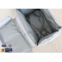 Wholesale Thermal Insulation Materials Removable Fiberglass Jacket Grey 25mm 260℃ from china suppliers