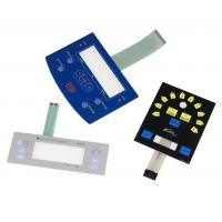 Equipment, Water Meter, Remote Controller Membrane Keypads | LTMS014