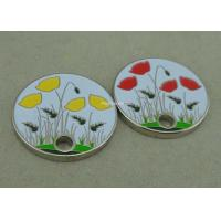 Wholesale Promotional Iron Stamped Trolley Coin Lock Customized Token Zinc Alloy from china suppliers