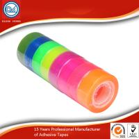 Wholesale Fragile BOPP Printed Packaging Tape Light Weight With Acrylic Adhesive from china suppliers