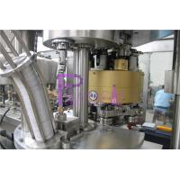 Wholesale Carbonated Juice Soft Drink Filling Line Monoblock 3 In 1 For Glass Bottle from china suppliers