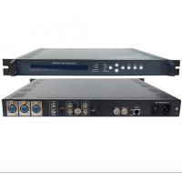 Wholesale Single Channel MPEG4/AVC/H.264 HD Video Encoder, 720P 1080I 1080P HD video format from china suppliers