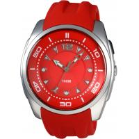 Wholesale Round Sporty Mens Analog Watch , Stainless Steel Watches With EL Light from china suppliers