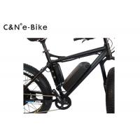 Wholesale Lithium Battery Powered Off Road Fat Tire Electric Mountain Bikes With TFT Display from china suppliers