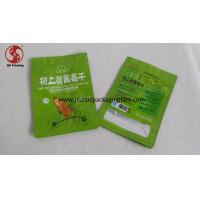 Wholesale Zipper Stand Up Food Pouches With Window Eight Edges Sealing Multiple Extrusion from china suppliers