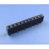 Wholesale China copy 2.54 mm pitch female box Header,dual rows from china suppliers