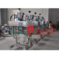 Wholesale Fully Automatic Pneumatic vial cap tightening machine 6000 bottles / hour from china suppliers