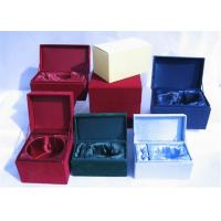 Quality Flannelette Inside Packing Gift Boxes Recycled For Protection , High Grade for sale