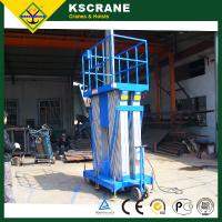 Buy cheap 2016 High Quality Cylinder Type Lift For Sale,Dual Mast Work Platform from wholesalers