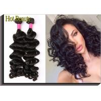 Wholesale Brazilian Big Wavy Natural Color 6A Grade Virgin Human Hair Extensions from china suppliers