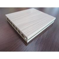 Wholesale Hollow Co-extrusion WPC Composite Decking Tiles Rotproof for Garden from china suppliers