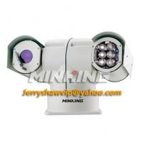 Wholesale MG-TC26M20D8-R-NH IR Network PTZ Camera Police/Military Vehicle PTZ Camera 20X 1080P 2MP from china suppliers