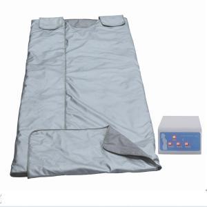 China Waterproof PVC Infrared Slimming Blanket Detoxifies , Burns Fat on sale