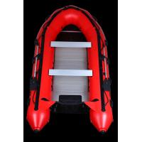 Wholesale 0.9mm PVC Inflatable Boat With Plywood Floor Or Aluminum Floor from china suppliers