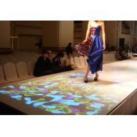 Wholesale Interactive Floor System for Advertising , Wedding Decoration , 3D Mapping Projection from china suppliers