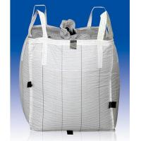 Wholesale Anti - Static PP Woven TYPE C Conductive Big Bags 4 Panel Cross Corner Loops from china suppliers