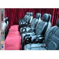 Buy cheap Free Oversea Installation Motion 3D 4D 5D 6D Cinema Theater Movie Chairs Motion Chair Seat from wholesalers