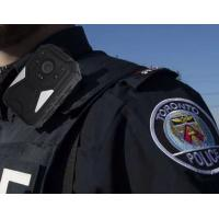 Wholesale H.264 Law Enforcement Body Wearable Camera , police body cam videos WIFI function from china suppliers