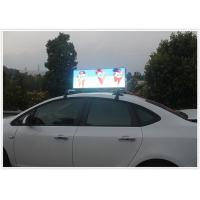Wholesale DC-12V carVideo Multi Languages Accepted Car Led Sign Display Two Side 40000 Pixels/Sqm from china suppliers