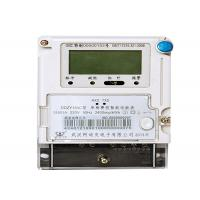 Wholesale AMR System Smart Electric Meters High Accuracy Multi Function with Carrier Module from china suppliers