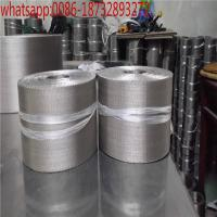 Wholesale Reverse Dutch Woven Wire Mesh/ 302 304 Stainless Steel Wire Mesh/ from china suppliers
