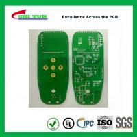 Wholesale Printed Circuit Boards Design PCB Engineering Fabrication And Assembly 2L FR4 IT180A from china suppliers