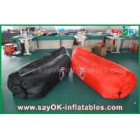 Wholesale Indoor / Outdoor Hangout Inflatable Beach Air Sleeping Bag Sofa Commercial Grade from china suppliers
