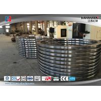 Wholesale Heavy Steel Wind Power Flange Forging Q345D 50Mn 4140 Dia 9000mm from china suppliers