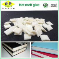 Wholesale EVA Milky White Bookbinding Hot Melt Glue High Stickiness For Note Bookbinding from china suppliers
