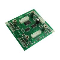 Quality OEM Audio Power Amplifier PCBA Circuit Board / Amplifier Circuit Board for sale