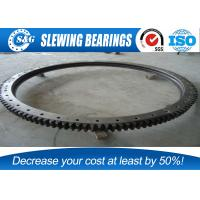 Wholesale Large Diameter Lazy Susan Ball Bearing Slewing Ring For Raymond Mills from china suppliers