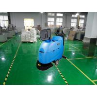 Wholesale Fs20 Full Automatic Floor Scrubber , Hard Floor Cleaning Machines Stable Performance from china suppliers