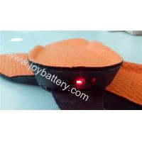 Wholesale new design 2014 foot warmer remote control heated insoles from china suppliers