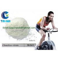 Wholesale Clomifene Citrate Anti Estrogen steroid powder from china suppliers