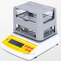 Wholesale Digital Electronic Gold Content Tester , Portable Gold Tester , Precious Metal Purity Balance , Gold Measuring Machine from china suppliers