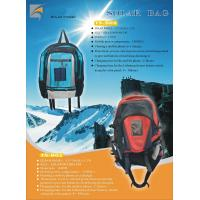 Wholesale solar camping bag from china suppliers