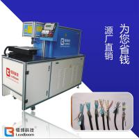 Wholesale HDMI Cable Wire Stripping Machine For Polyvinyl Chloride / Glass Fiber Polyester from china suppliers