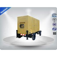 Wholesale Low Noise Trailer Mounted Generator Mobile Six cylinder 100-200kw 225kva from china suppliers