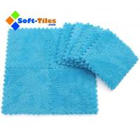 Wholesale Plush Carpet Foam Floor Tiles with Softer, Safety,Easy to Fix , Water-proof from china suppliers