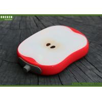 Buy cheap Fruits Style Mobile Portable Phone Charger , Universal Power Bank 6000mAh from wholesalers
