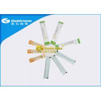 Wholesale Colourful Printing Roll Material Stick Packaging Sachets With Easy Tear Line from china suppliers