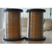 Wholesale 0.16 - 1.0mm Self Solderable TIW Wire , High Voltage Copper Wire For Memory from china suppliers