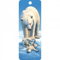 Wholesale PET Type Souvenir 3D Lenticular Bookmarks , Customized 3d lenticular prints from china suppliers