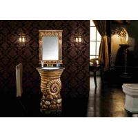 Wholesale American Style Antique Bathroom Sink Cabinet With Concise Design from china suppliers