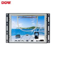 Buy cheap 8.4 Inch LCD Advertising Player Positive Screen Industrial Automation Monitor All Metal from wholesalers