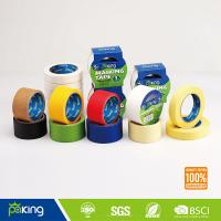Wholesale General Purpose Easy Tearing Masking Crepe Paper Tape with Lowest Price from china suppliers