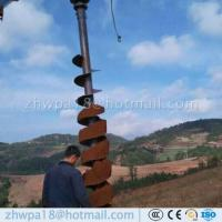 Wholesale Heavy duty Pole Erection Equipment 360' Tractor Mounted Cranes from china suppliers