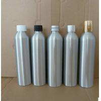 Wholesale 300ml screw aluminium bottles with different caps from china suppliers