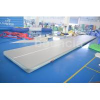 Wholesale Tumble Track Inflatable Air Mat For Gymnastics With Drop Stich Fabric from china suppliers